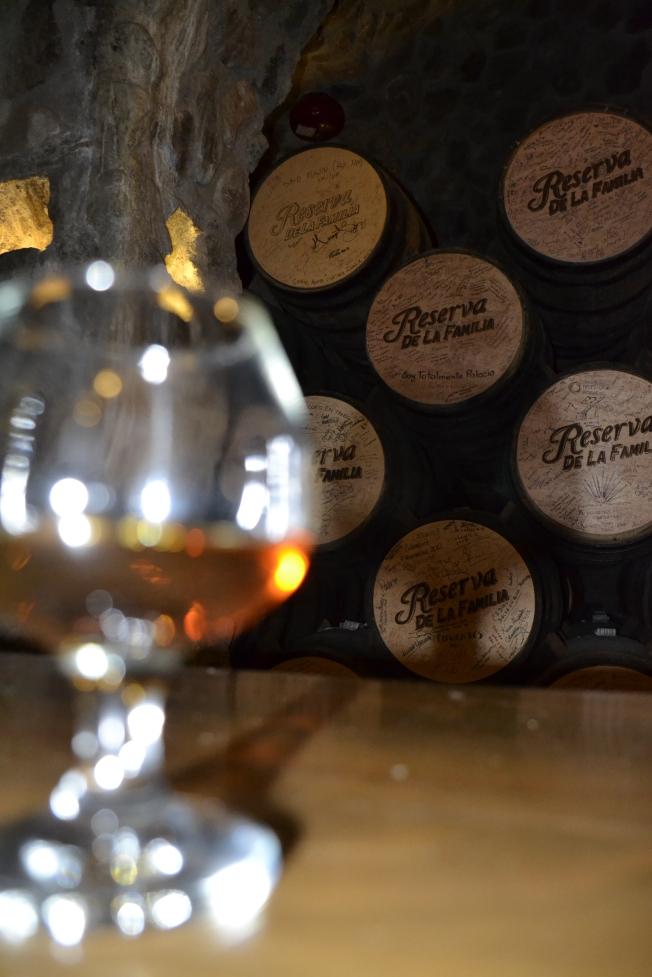 One of the world's best tequilas - Jose Cuerva's Reserva de la Familia